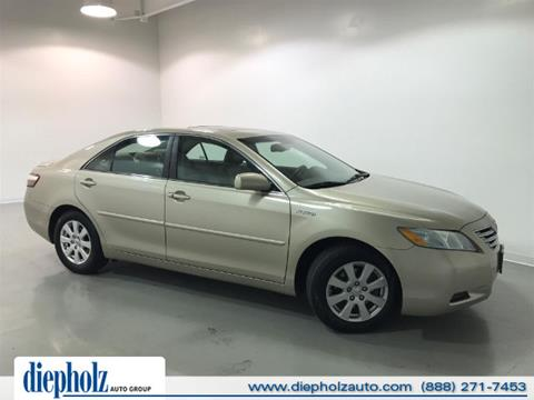 2009 Toyota Camry Hybrid for sale in Charleston, IL