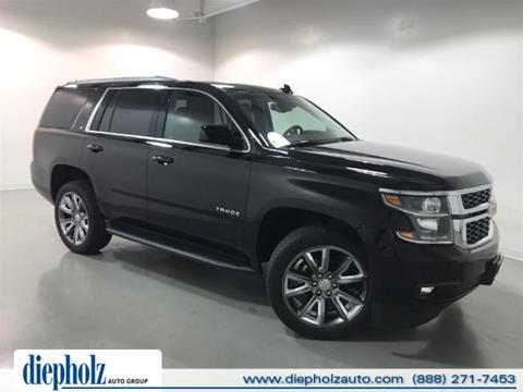 2017 Chevrolet Tahoe for sale in Charleston, IL
