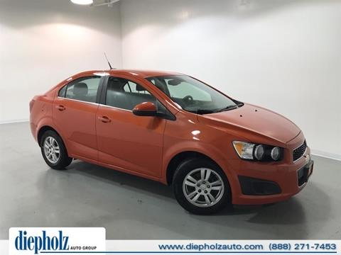 2013 Chevrolet Sonic for sale in Charleston, IL