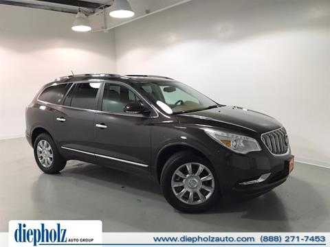 2015 Buick Enclave for sale in Charleston, IL