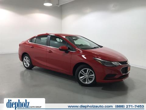 2017 Chevrolet Cruze for sale in Charleston, IL