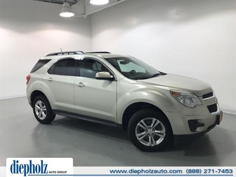 2013 Chevrolet Equinox for sale in Charleston, IL