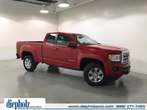 2018 GMC Canyon for sale in Charleston, IL