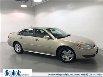 2011 Chevrolet Impala for sale in Charleston, IL