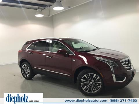 2018 Cadillac XT5 for sale in Charleston, IL