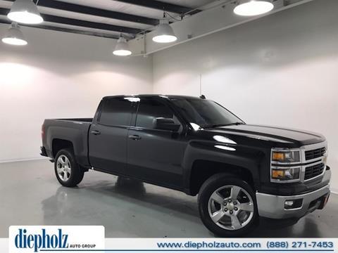 2014 Chevrolet Silverado 1500 for sale in Charleston, IL