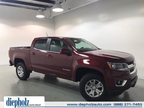 2018 Chevrolet Colorado for sale in Charleston, IL