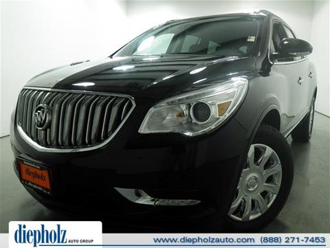 2017 Buick Enclave for sale in Charleston, IL