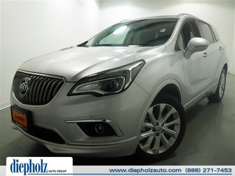 2016 Buick Envision for sale in Charleston, IL