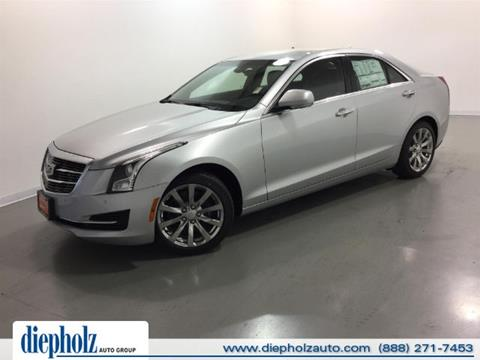 2017 Cadillac ATS for sale in Charleston, IL