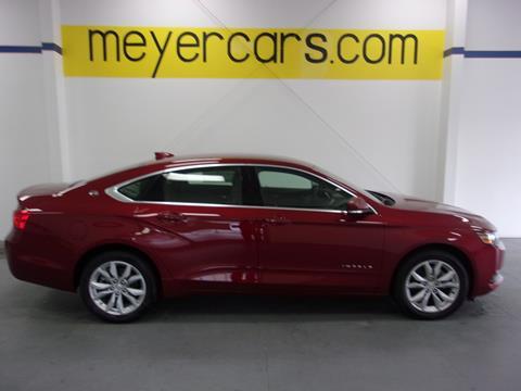 2018 Chevrolet Impala for sale in Auburn, NE