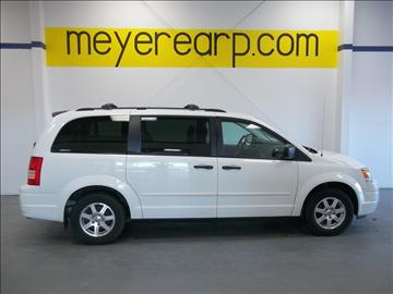 2008 Chrysler Town and Country for sale in Auburn, NE