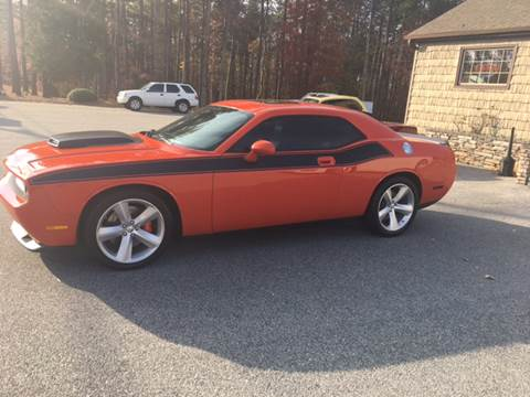 2010 Dodge Challenger for sale in Landrum, SC