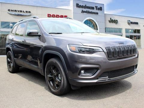 2019 Jeep Cherokee for sale in Langhorne, PA