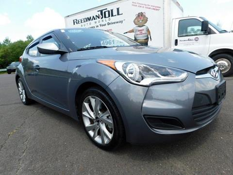 2016 Hyundai Veloster for sale in Langhorne, PA