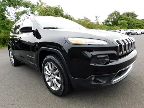 2018 Jeep Cherokee for sale in Langhorne, PA