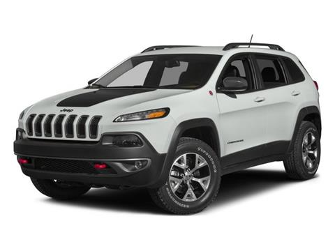 2015 Jeep Cherokee for sale in Langhorne, PA