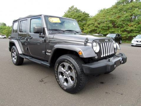 2016 Jeep Wrangler Unlimited for sale in Langhorne, PA