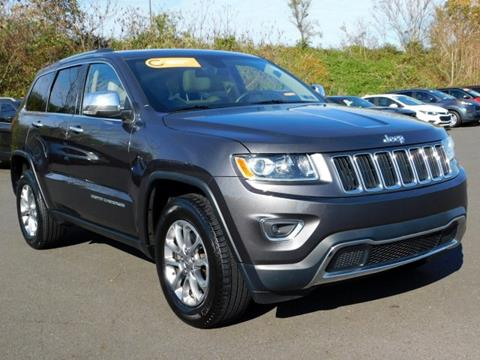 2015 Jeep Grand Cherokee for sale in Langhorne, PA