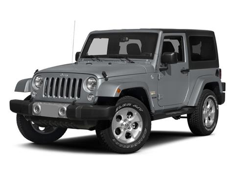 2015 Jeep Wrangler for sale in Langhorne, PA