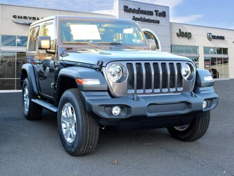 2019 Jeep Wrangler for sale in Langhorne, PA