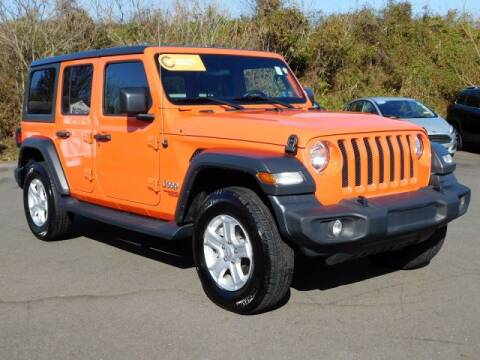2018 Jeep Wrangler Unlimited for sale in Langhorne, PA