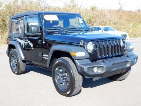 2018 Jeep Wrangler for sale in Langhorne, PA