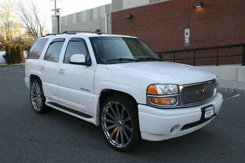 2005 GMC Yukon for sale at Imports Auto Sales Inc. in Paterson NJ