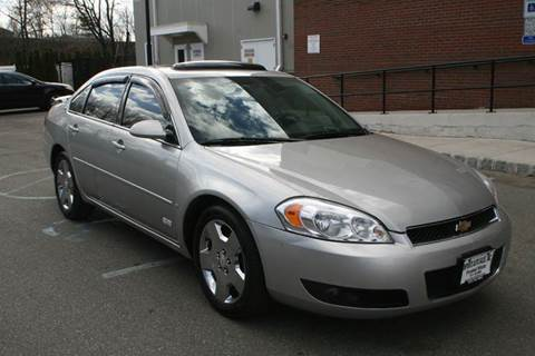 2008 Chevrolet Impala for sale at Imports Auto Sales Inc. in Paterson NJ