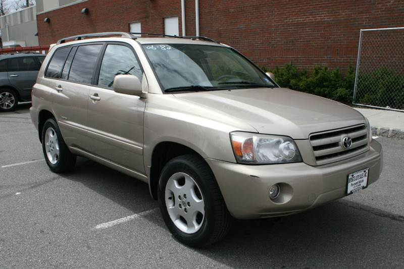 2006 Toyota Highlander for sale at Imports Auto Sales Inc. in Paterson NJ