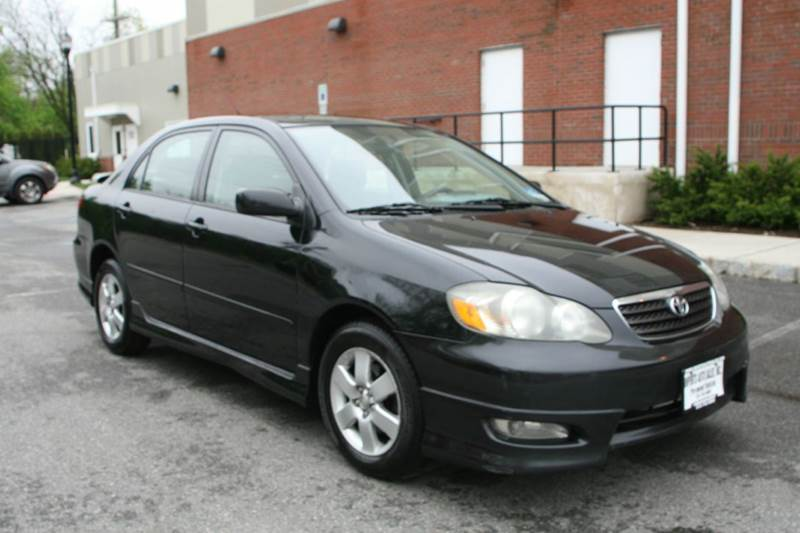 2007 Toyota Corolla for sale at Imports Auto Sales Inc. in Paterson NJ