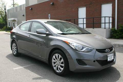 2013 Hyundai Elantra for sale at Imports Auto Sales Inc. in Paterson NJ