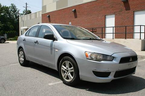 2008 Mitsubishi Lancer for sale at Imports Auto Sales Inc. in Paterson NJ
