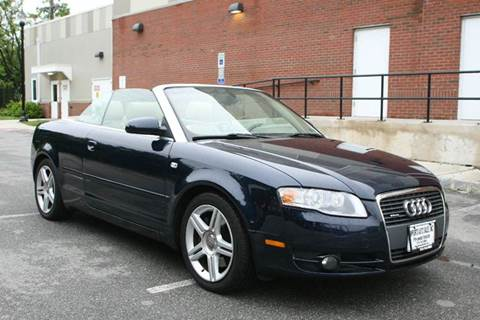 2008 Audi A4 for sale at Imports Auto Sales Inc. in Paterson NJ