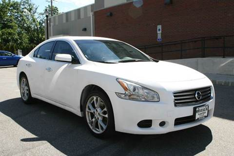 2012 Nissan Maxima for sale at Imports Auto Sales Inc. in Paterson NJ