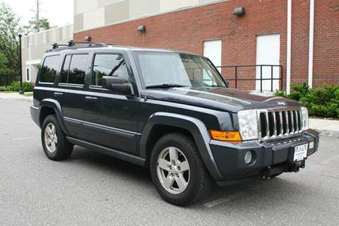 2008 Jeep Commander for sale at Imports Auto Sales Inc. in Paterson NJ