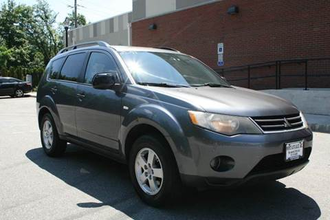 2007 Mitsubishi Outlander for sale at Imports Auto Sales Inc. in Paterson NJ