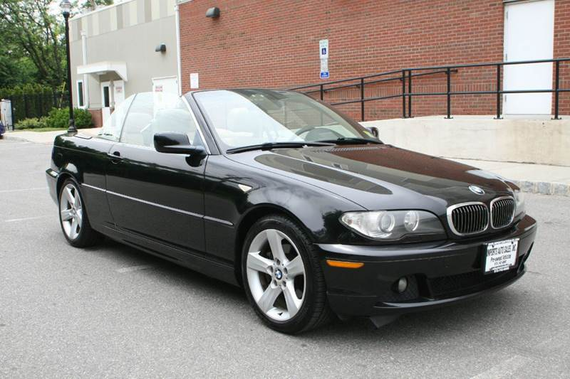 Bmw Series Ci Dr Convertible In Paterson NJ Imports - 2004 bmw convertible