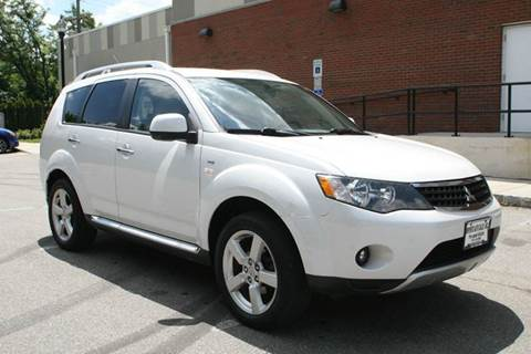 2009 Mitsubishi Outlander for sale at Imports Auto Sales Inc. in Paterson NJ