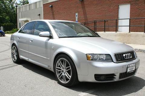 2005 Audi S4 for sale at Imports Auto Sales Inc. in Paterson NJ