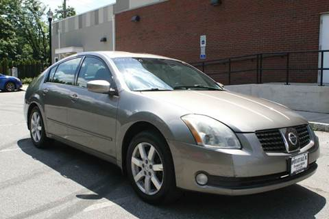 2004 Nissan Maxima for sale at Imports Auto Sales Inc. in Paterson NJ