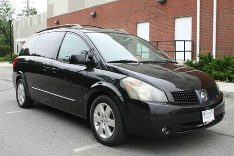2005 Nissan Quest for sale at Imports Auto Sales Inc. in Paterson NJ