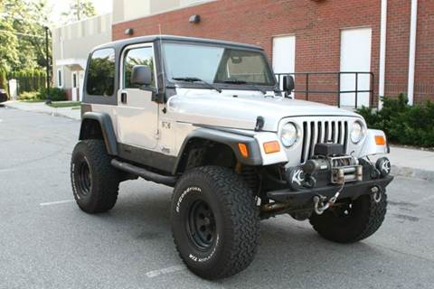 2004 Jeep Wrangler for sale at Imports Auto Sales Inc. in Paterson NJ