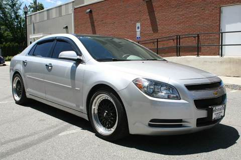 2012 Chevrolet Malibu for sale at Imports Auto Sales Inc. in Paterson NJ