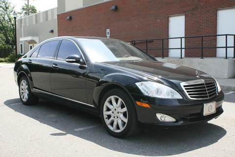 2007 Mercedes-Benz S-Class for sale at Imports Auto Sales Inc. in Paterson NJ