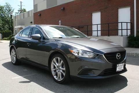 2014 Mazda MAZDA6 for sale at Imports Auto Sales Inc. in Paterson NJ