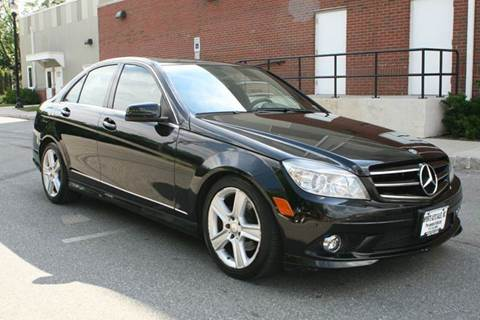 2010 Mercedes-Benz C-Class for sale at Imports Auto Sales Inc. in Paterson NJ
