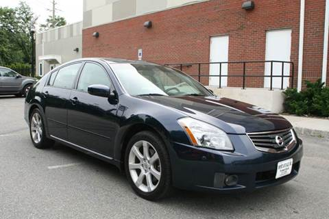 2008 Nissan Maxima for sale at Imports Auto Sales Inc. in Paterson NJ