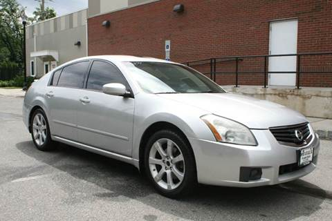 2007 Nissan Maxima for sale at Imports Auto Sales Inc. in Paterson NJ