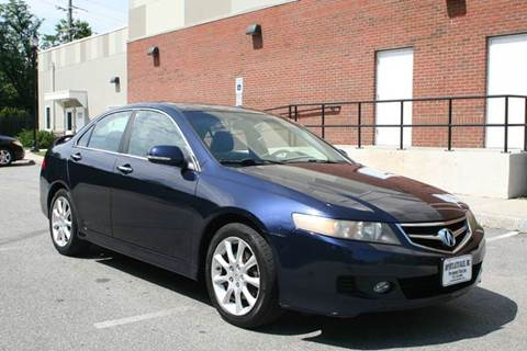 2006 Acura TSX for sale at Imports Auto Sales Inc. in Paterson NJ